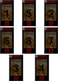 Гадание таро манара два сердца таро дьявол в сочетании с другими картами