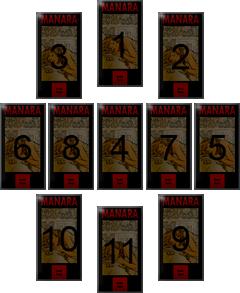 Гадание на таро манара жена и любовница повешенный с другими картами таро