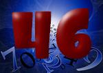 что означает число46 в нумерологии